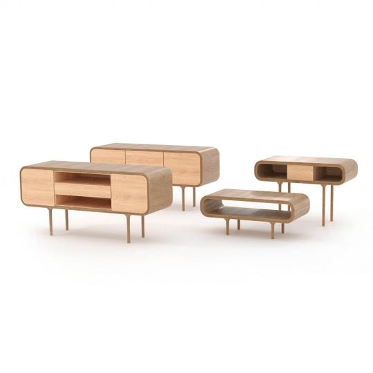 chocofur blender 3D model Sideboards Wood 17