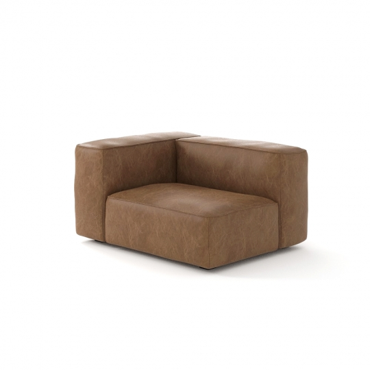 chocofur blender 3D model Modular Sofa 08 Sofa Modular 08 02