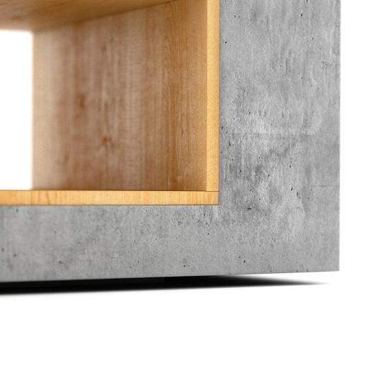 chocofur blender 3D model Sideboards Concrete 11
