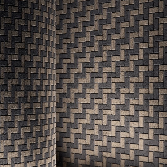 chocofur blender 3D model Brick Brick Pattern 05