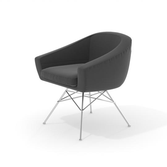 chocofur blender 3D model Lounge Fabrics 34