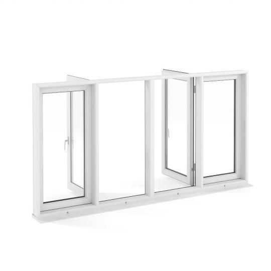 chocofur blender 3D model Windows Window 05