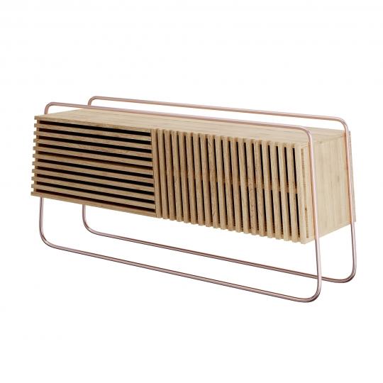 chocofur blender 3D model Sideboards Sideboard 22