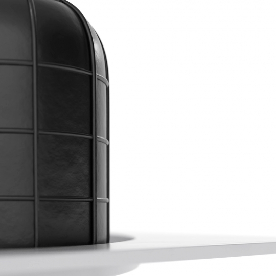 chocofur blender 3D model Tables Steel 42