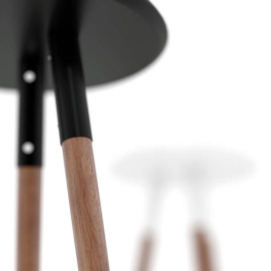 chocofur blender 3D model Stools Wood 25