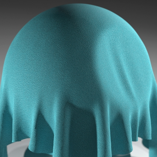 chocofur blender 3D model Fabric Chocofur Fabric Solid 04