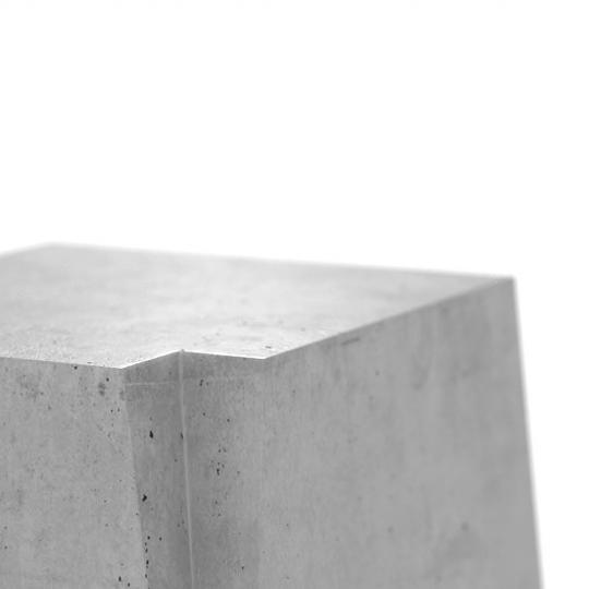 chocofur blender 3D model Stools Free 31 Concrete