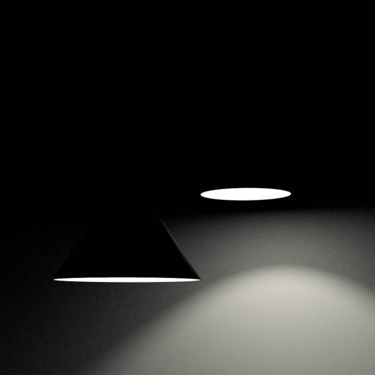 chocofur blender 3D model Lamps Free 27 Light