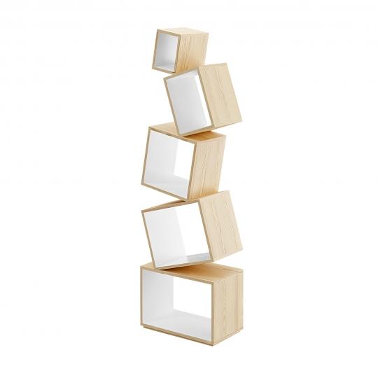 chocofur blender 3D model Storage Storage 07