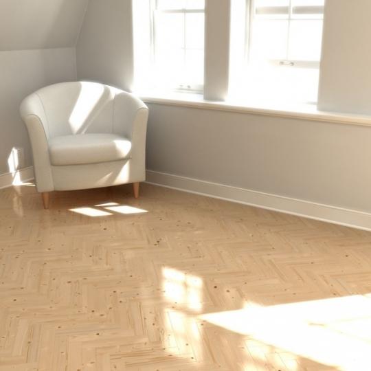 chocofur blender 3D model Wood Flooring Wood Flooring 16 Spruce