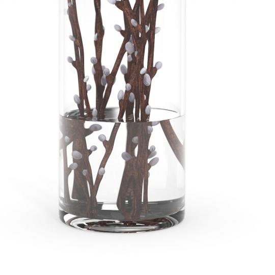 chocofur blender 3D model Flowers Free Details 16
