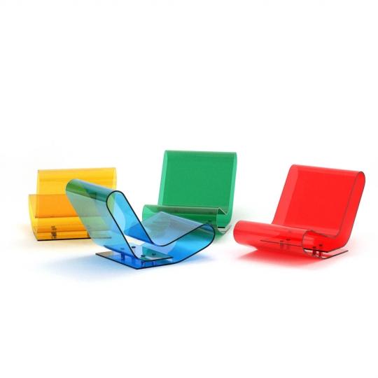 chocofur blender 3D model Lounge Plastic 07