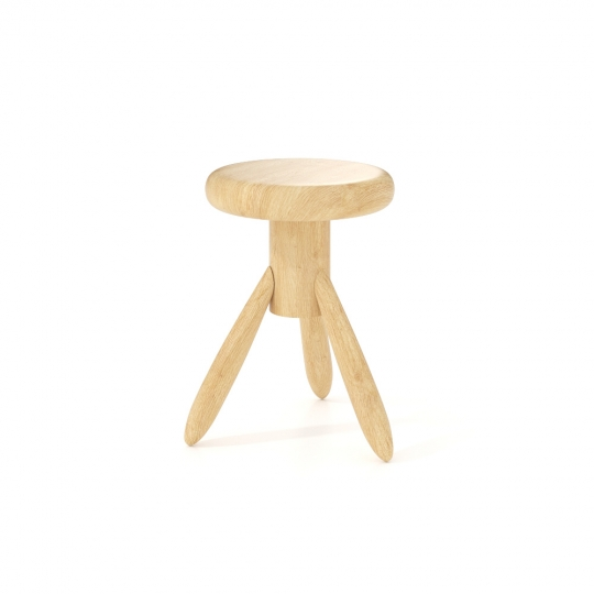 chocofur blender 3D model Stools Free 43 Wood