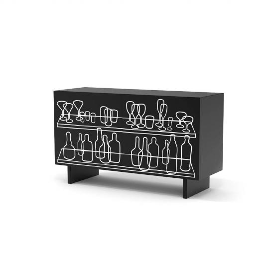 chocofur blender 3D model Sideboards Plastic 23