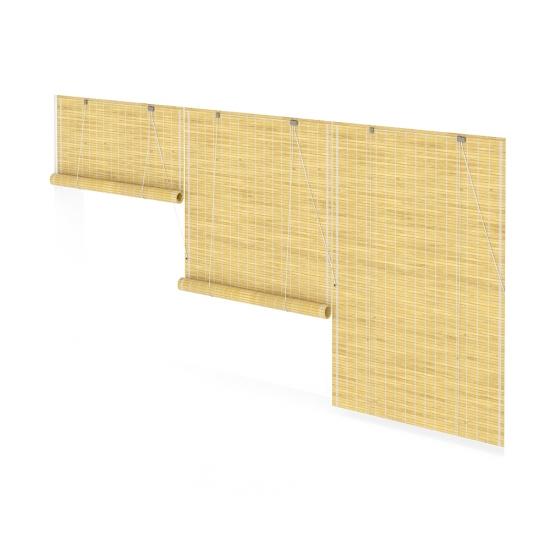 chocofur blender 3D model Curtains Curtain_29