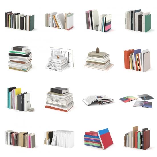 chocofur blender 3D model Books Book Details Bundle