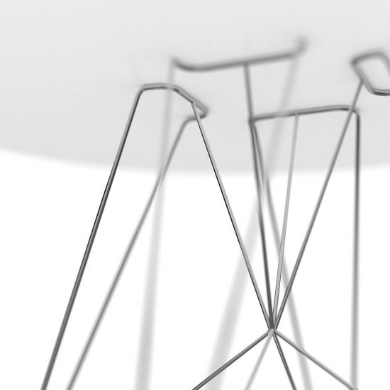 chocofur blender 3D model Tables Steel 32