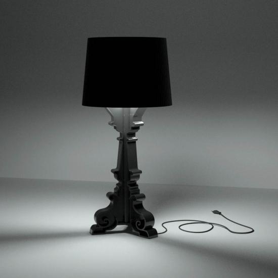 chocofur blender 3D model Lamps Light 19