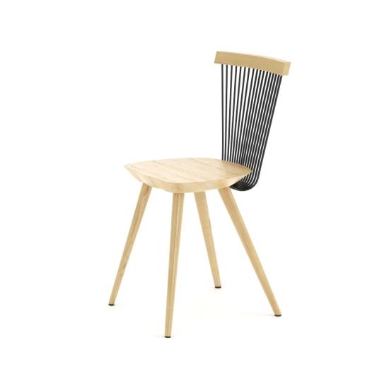 chocofur blender 3D model Chairs Chair 12