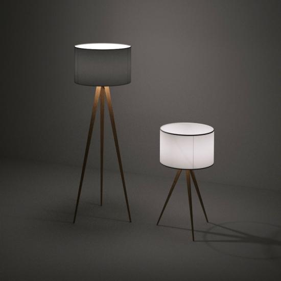 chocofur blender 3D model Lamps Light 43