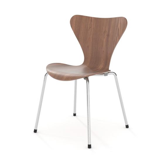 chocofur blender 3D model Chairs Wood 39