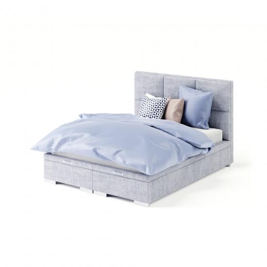 chocofur blender 3D model Beds Bed 15