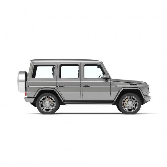 chocofur blender 3D model Cars Car 13