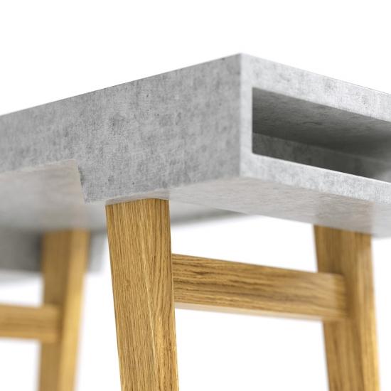 chocofur blender 3D model Sideboards Concrete 45