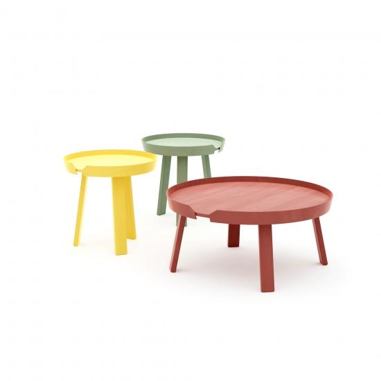 chocofur blender 3D model Tables Table 05