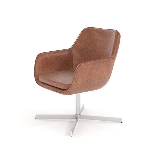 chocofur blender 3D model Chairs Fabrics 38