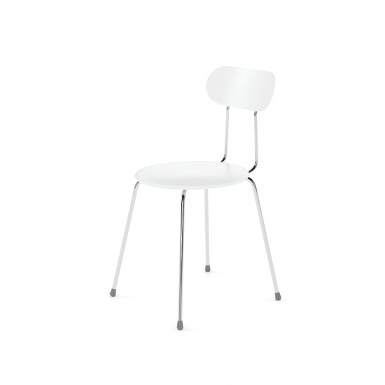 chocofur blender 3D model Chairs Japan 01
