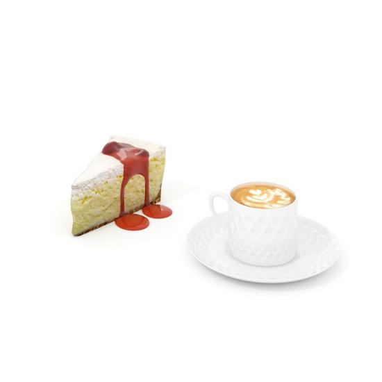 chocofur blender 3D model food Food 22