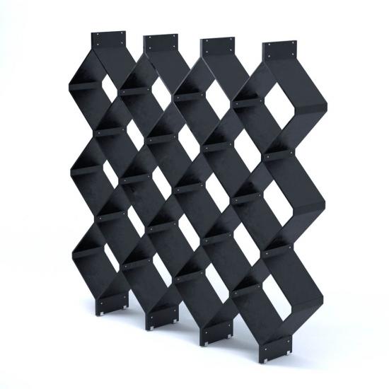 chocofur blender 3D model Storage Steel 07