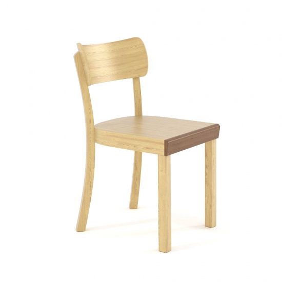 chocofur blender 3D model Chairs Wood 36