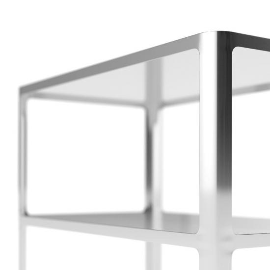 chocofur blender 3D model Storage Steel 31