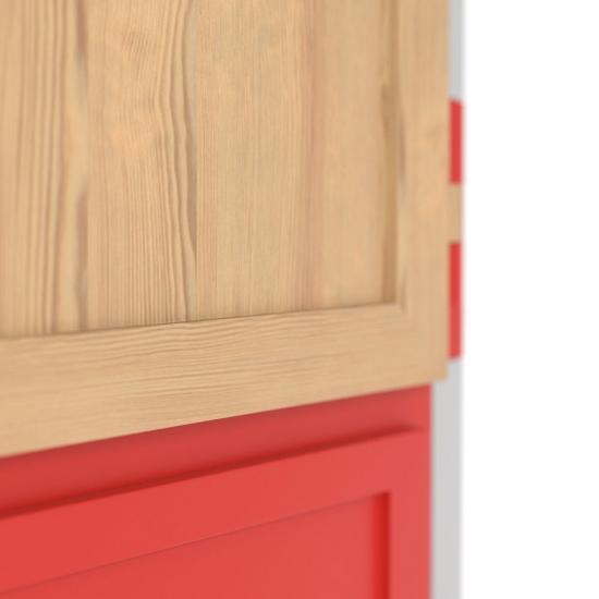 chocofur blender 3D model Storage Wood 35
