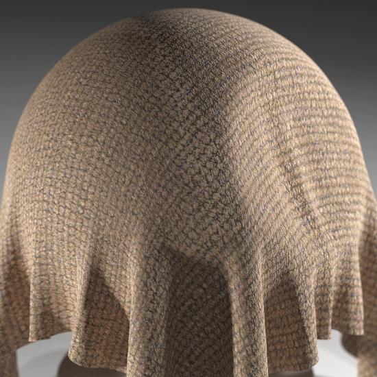 chocofur blender 3D model Fabric Chocofur Fabric Solid 16