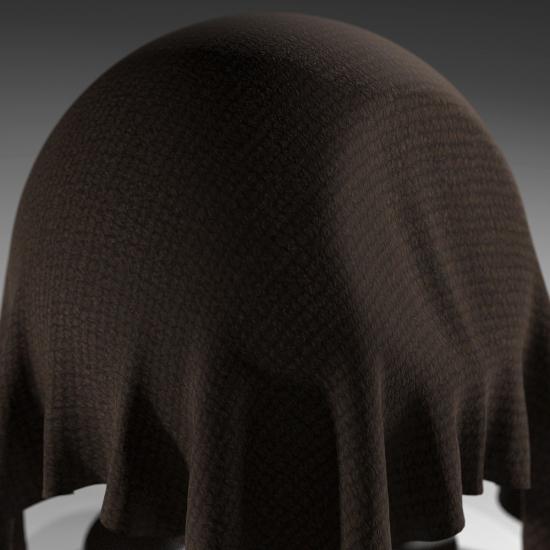 chocofur blender 3D model Fabric Chocofur Fabric Solid 15