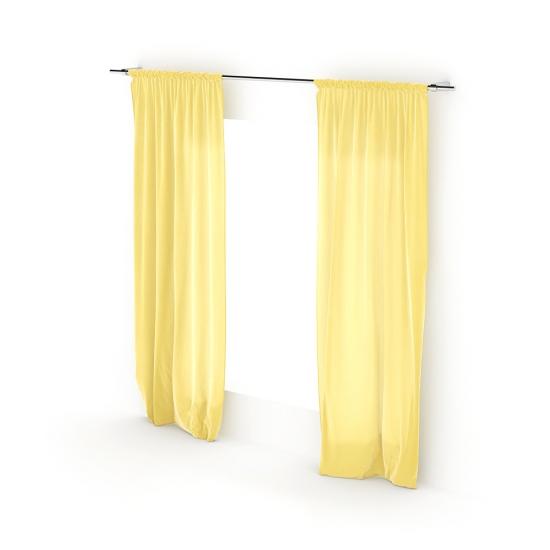 chocofur blender 3D model Curtains Curtain_08
