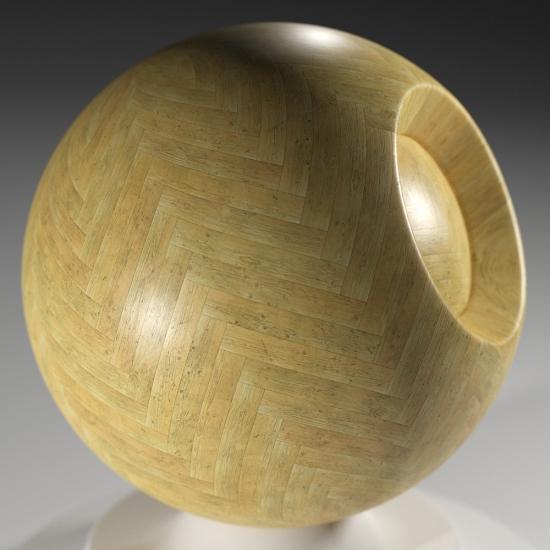 chocofur blender 3D model Wood Chocofur Wood Patterned 20