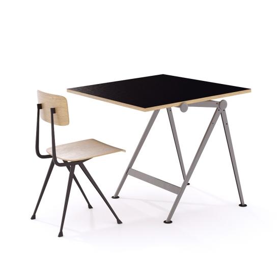chocofur blender 3D model Tables Steel 40