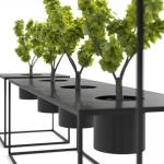 chocofur blender 3D model Sideboards Steel 37