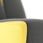 chocofur blender 3D model Sofas Free 04 Fabrics