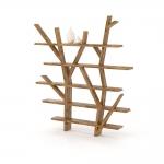 chocofur blender 3D model Storage Wood 21