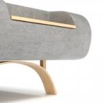 chocofur blender 3D model Benches Concrete 27