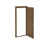 chocofur blender 3D model Doors Door 05