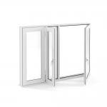 chocofur blender 3D model windows Window 04