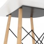 chocofur blender 3D model Stools Wood 41