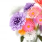 chocofur blender 3D model Flowers Flowers 12
