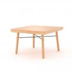 chocofur blender 3D model tables Wood 23